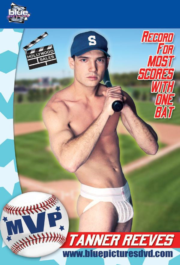 MVP Tanner Reeves - Blue Productions Gay DVD