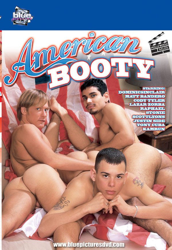 American Booty - Blue Productions Gay DVD