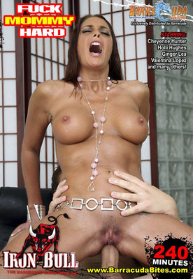 Fuck Mommy Hard - 4 Hour DVD in Sleeve