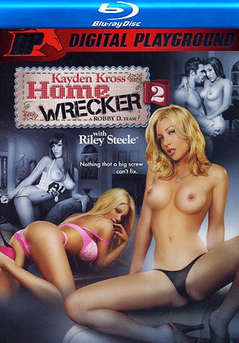 Home Wrecker #2 Blu Ray Digital Playground DVD
