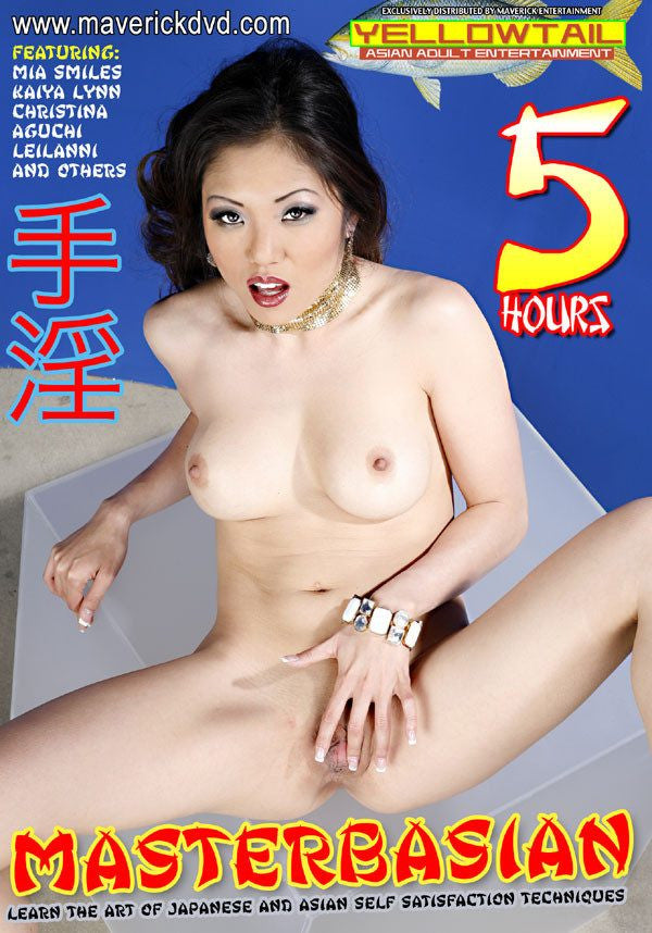 Masterb-asian - 5 Hour Asian DVD in Sleeve