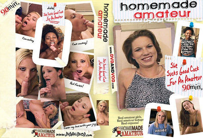 She Sucks Good Cock for an Amateur #1 - Homemade Amateurs Adult XXX DVD