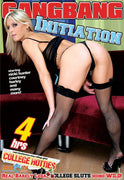 Gangbang Initiation - 4 Hour DVD in Sleeve