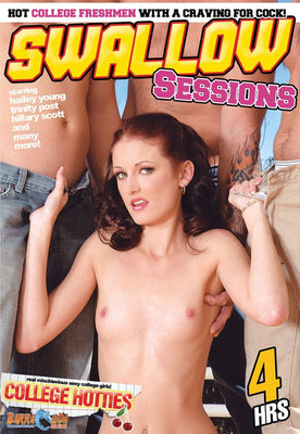 Swallow Sessions - 4 Hour DVD in Sleeve