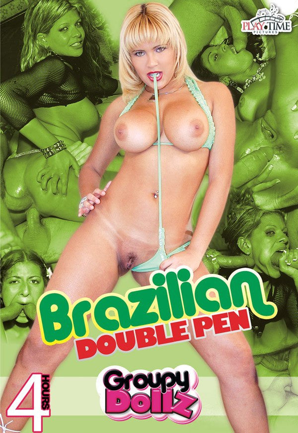 Brazilian Double Pen- 4 Hour DVD.