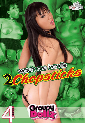 Watch Me Handle 2 Chopsticks - 4 Hour DVD in Sleeve