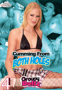Cumming From Both Holes - 4 Hour DVD in Sleeve.