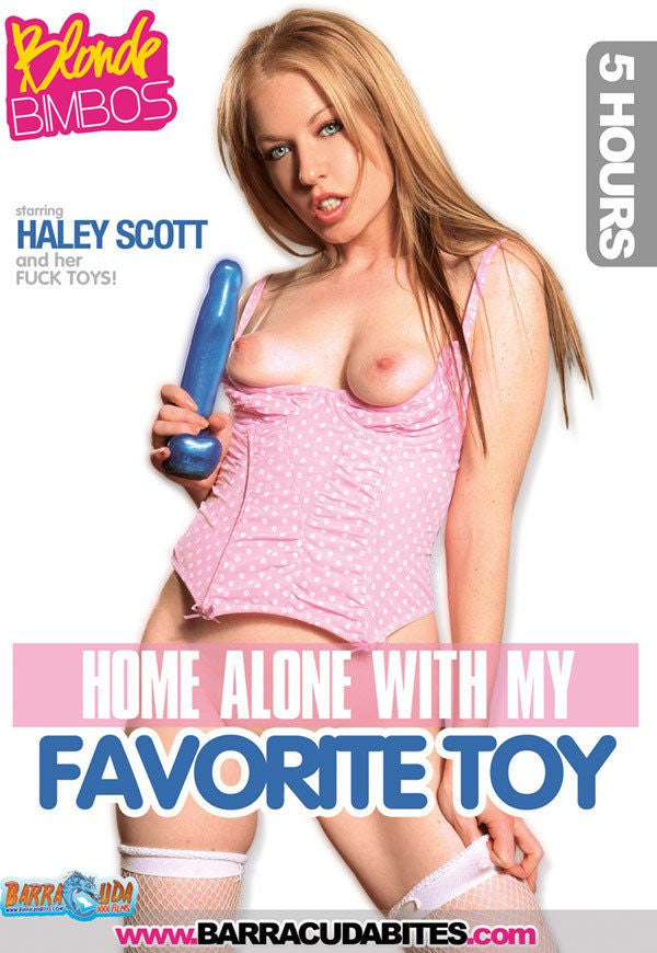 Home Alone With My Favorite Toy - 5 Hour DVD