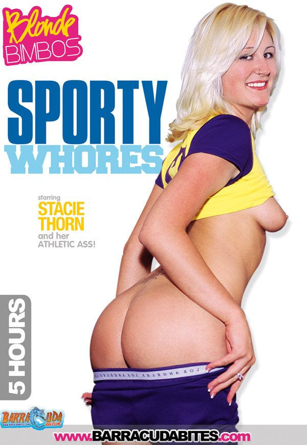 Sporty Whores - 5 Hour DVD