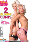 2 Blonde Cunts - 5 Hour Blonde Bimbos DVD in Sleeve