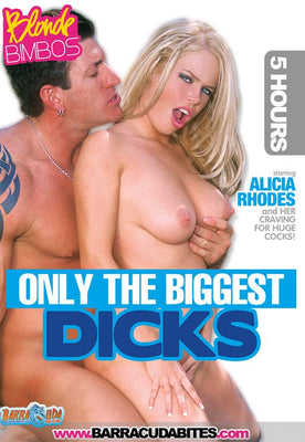 Only the Biggest Dicks - 5 Hour DVD in Sleeve