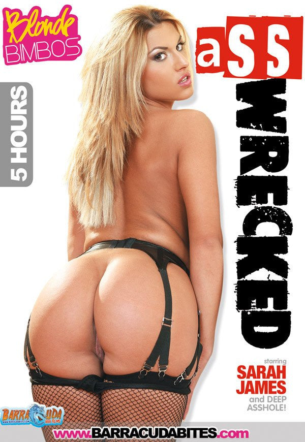 Ass Wrecked - 5 Hour DVD