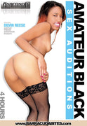 Amateur Black Sex Auditions - 4 Hour Black DVD