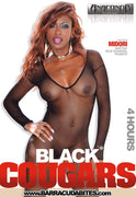Black Cougars - 4 Hour Black DVD
