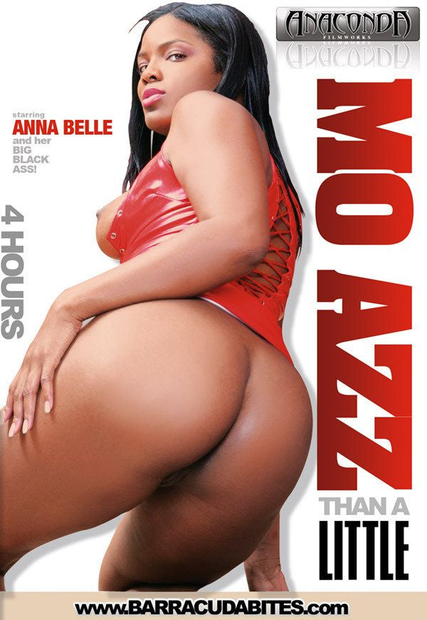 Mo Azz Than a Little - 4 Hour Black DVD