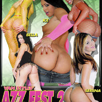 Azz Fest #2 - Video Team Sealed DVD