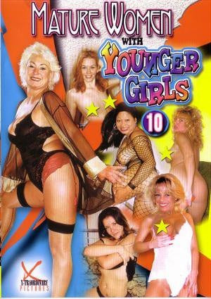 Mature Women with Young Girls #10 Legend DVD