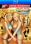 Trouble at the Slumber Party Digital Playground Blu Ray New DVD in Sleeve