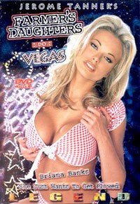 FARMERS DAUGHTERS DO VEGAS - Briana Banks DVD In Sleeve