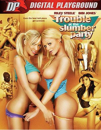 Trouble at the Slumber Party - 2 Hour Digital Download