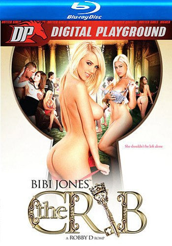 The Crib Blu Ray Digital Playground DVD