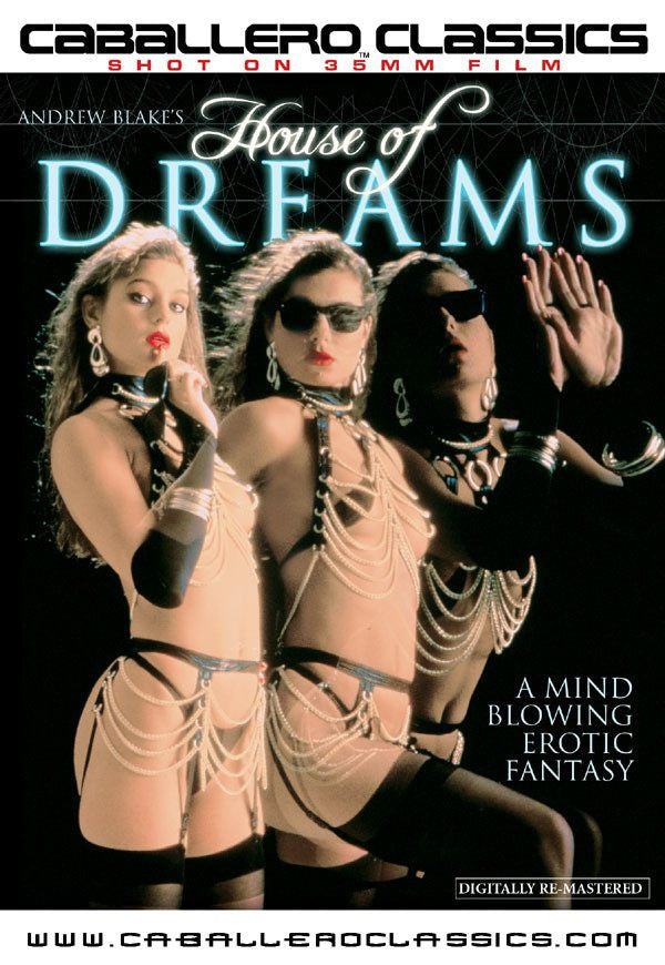 House of Dreams Andrew Blake - Classic DVD