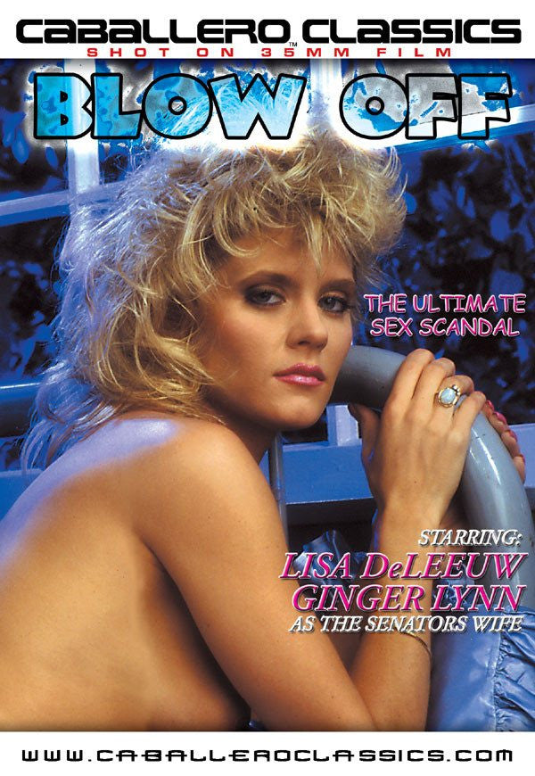 Blow Off - Ginger Lynn - Classic DVD