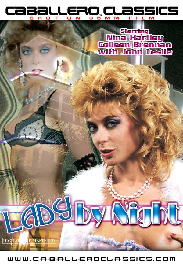 Lady by Night - Nina Hartley - Classic DVD