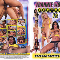 Trannie World XXX Tour #12 - Channel 69 Sealed DVD