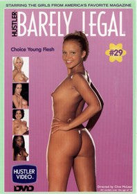 Barely Legal #29 Sealed DVD