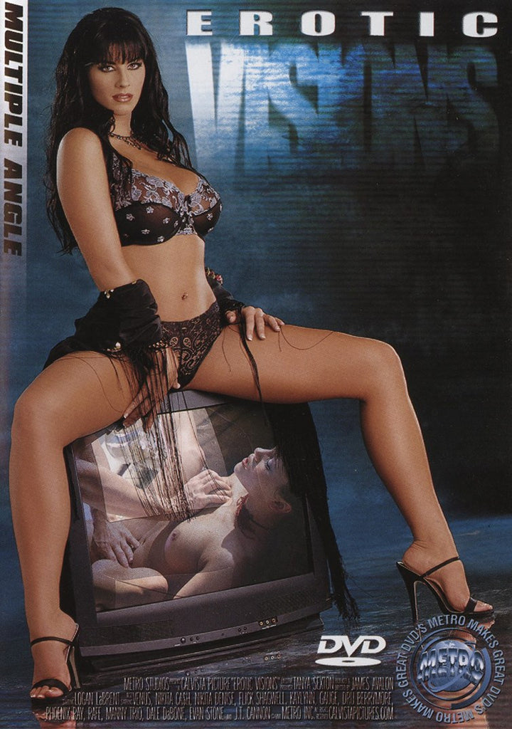 Erotic Visions - Cal Vista Sealed DVD