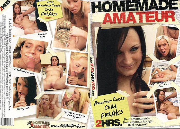 Adult amateur dvd homemade