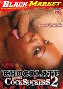 Chocolate Lovin Cocksuckers #2 - Black Market Sealed DVD
