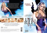 Life of Riley (stormy daniels) - Wicked Sealed DVD