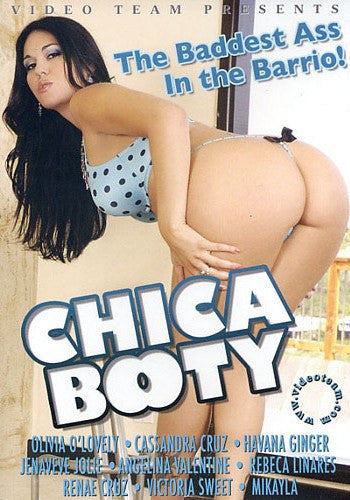 Chica Booty Video Team DVD