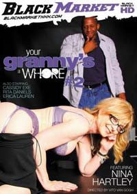 Your Granny's a Whore #2 - Black Market Sealed DVD