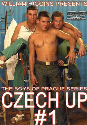 Czech Up #1 - William Higgins Gay Sealed DVD