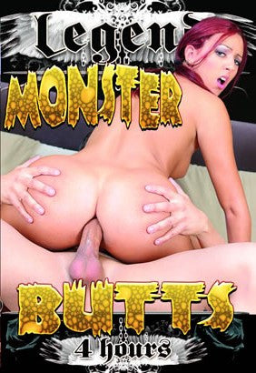 Monster Butts - 4 Hour DVD