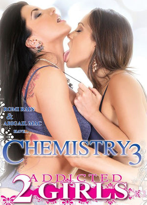Chemisty #3 - Addicted to 18+ Girls - Lesbian Sealed DVD
