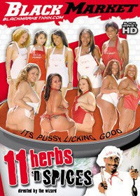 11 Herbs n Spices - Black Market DVD