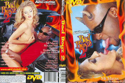 Bad Boyz 2 (interracial) Video Team Sealed DVD