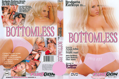 Bottomless 1 (all anal) Fusxion Sealed DVD