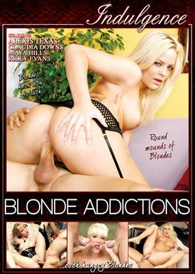 Blonde Addictions - Indulgence DVD