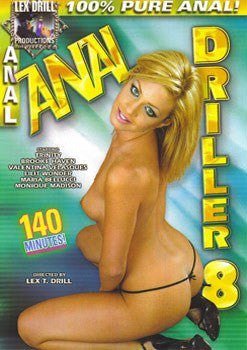 25 Different DVDs Random Mix Anal DVDs (Wholesale)