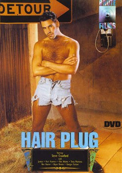Hair Plug - Gay DVD