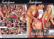 Office Violations 1 Mile High DVD in Sleeve