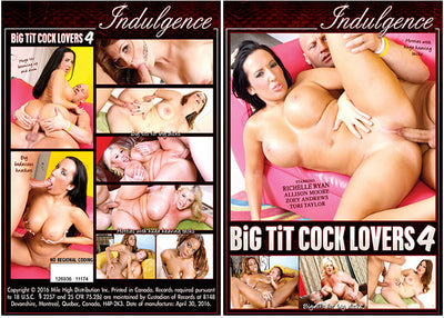 Big Tit Cock Lovers 4 Mile High - 2 Hrs Sealed DVD