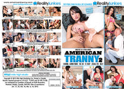American Tranny 2 Reality Junkies - Sale Sealed DVD