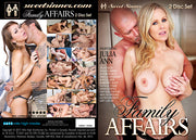Family Affairs (2 Disc Set) Sweet Sinner (riley reid) Sealed DVD