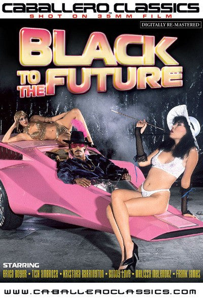 Black to the Future - Classic Adult DVD